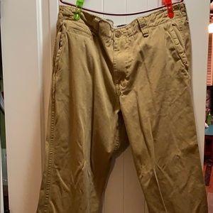 American Eagle Mens Khaki Pants Size 38X32